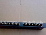 24档塑料理线架,线缆管理架,机架式理线架,理线槽,1U理线架