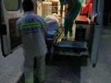 伊利ICU病人转院救护车-伊利病人回家救护车-长途转运服务