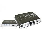 DTAC3音频,光纤转模拟转换器