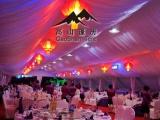 周口婚礼帐篷、山庄帐篷、出租销售-周口高山篷房