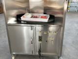 全自动转炉烧饼机烤饼机吊炉烧饼河南烤馍炉子教技术