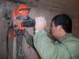长沙市雨花区专业装空调无尘打孔防水打孔美容孔一次成型
