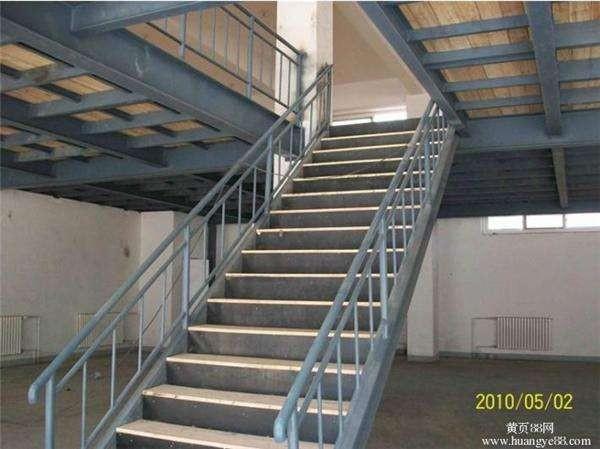 超越钢结构阁楼跃层搭建二层室内搭建