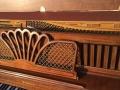 韩国进口二手钢琴三益300ss 雕花伞形谱台6800 麦田钢琴