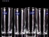 嘉达玻璃厂家直销欧诺水杯无铅透明水晶玻璃杯直筒水杯啤酒饮料杯