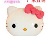 厂家直销批发 hello kityy猫移动电源 KT猫卡通可爱手机充电宝