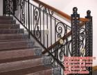天津大港区铁艺围栏-铁艺楼梯扶手-铁艺大门维修保养