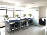 高新三路 财富中心对面橙仕空间复式有办公家具出租