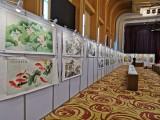 上海畫展布置安裝,掛畫展板展架展墻搭建租賃