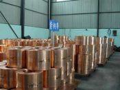 甘肃铜材价格行情-青海铜板