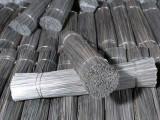 厂家直销截断丝 镀锌铁丝 切断丝 建筑段扎丝 建筑捆绑丝