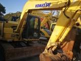 长沙小松120 200和220 240等新款二手挖掘机