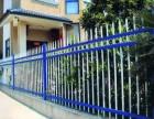 大港区加工铁艺围栏/大门,锌钢围栏定做厂家