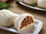鲜汁肉包4只装85g*4-巴比馒头-成龙代言-上海特色-名牌早点