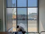 防曬隔熱膜防紫外線玻璃貼膜銀色太陽膜包安裝