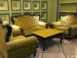 沙发维修翻新 布艺沙发换布 包床头 椅子换面