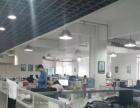 (个人)鸿城国际商务中心850平精装修出租