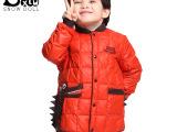冰雪隆娃2014年新款秋冬 男童儿童羽绒服 保暖童装羽绒内胆 T