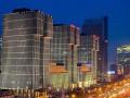 空间家-北京太丰惠中大厦136平米简装办公室租赁