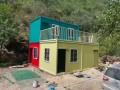 临时住房住人集装箱活动房可租可售便捷价低