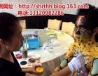 上海创意较化妆 3D立体人体彩绘 悬浮行为艺术