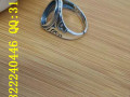 女戒托 包镶女式S925纯银戒指空托彩宝 蜜蜡S925银戒托