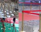 婚庆竹节椅、舞台音响、灯光桁架背景、折叠椅、宴会椅