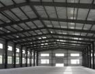 钦南区黎合江工业园内空地和带行车的厂房出租