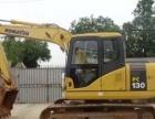二手小松挖掘机出售。武威二手挖掘机市场