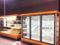 超市酸奶水果保鲜柜风幕柜熟食柜蛋糕柜商用立式饮料柜鲜花熟食柜