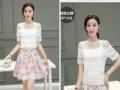 韩版女装时尚连衣裙厂家直销全新库存女装服装批发便宜连衣裙批发