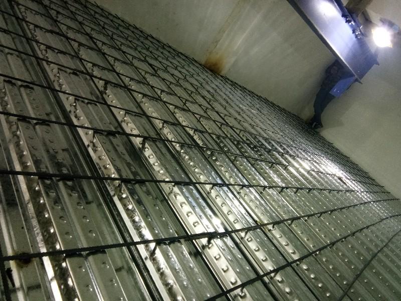 邯郸专业钢结构阁楼 钢结构阳台混泥土阁楼 现浇楼板