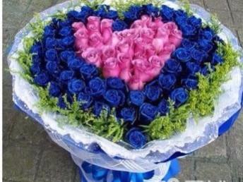 图 深圳精美99朵鲜花礼品 99花束 99红玫瑰鲜花店 深圳鲜花绿植