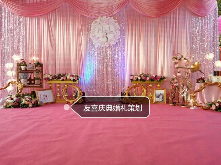 顺德中式大红花轿迎亲,婚礼布置,婚庆策划