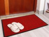 【昕佳琪】天津厂家直销批发零售玄关地垫门厅口pvpc拉绒防滑地毯