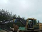 沃尔沃 EC210B 挖掘机         (活少改行转让)