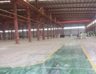 高新区科学大道附近单层钢构5000方厂房可分租