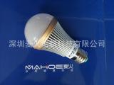 【麦火】隔离恒流电源LED球泡灯 宽电压 商用LED球泡灯厂批