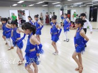 福田暑假少儿拉丁舞蹈培训班