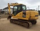 阿拉尔挖掘机总经销-二手小松130挖掘机-二手挖掘机