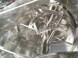 安徽新材料螺带混合机 洗涤剂搅拌专用液体连续螺带混合机厂家