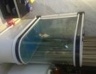 120×49×100的屏风款侧过滤鱼缸低价转让