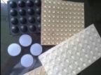 厂家直销 玻璃胶垫 背胶橡胶垫