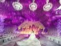 婚礼篷房_户外餐厅帐篷_庆典活动大篷_高山