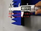 角锥海绵吸波材料,蓝色海绵吸波材料,屏蔽箱海绵材料
