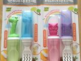 韩国进口Edison长颈鹿婴儿儿童卡通软