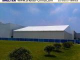 赛尔特16米轮胎存放篷房,工业帐篷厂家直