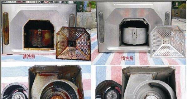 桂林油烟机清洗,油烟净化器,排烟罩,排烟管清洗公司