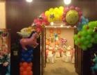 合肥宝宝周岁宴会策划及布展合肥气球装饰