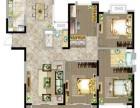 琴湖壹号 4室 2厅 141平米 出售